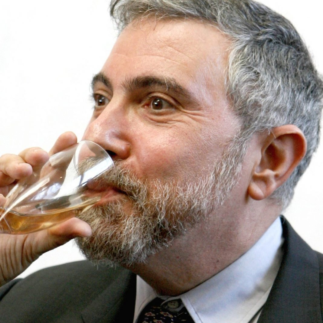 Paul Krugman Trolls Ripple, Accidentally Making a Case for Bitcoin Cash