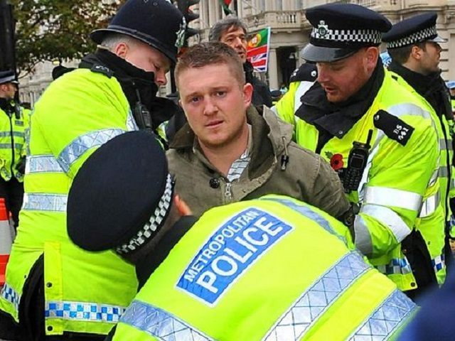 $26K Worth of Bitcoin Sent to Controversial Activist Tommy Robinson
