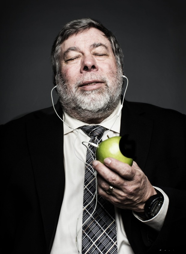 "Apple Co-Founder: Crypto World ""Like the Internet When it was Brand New"""