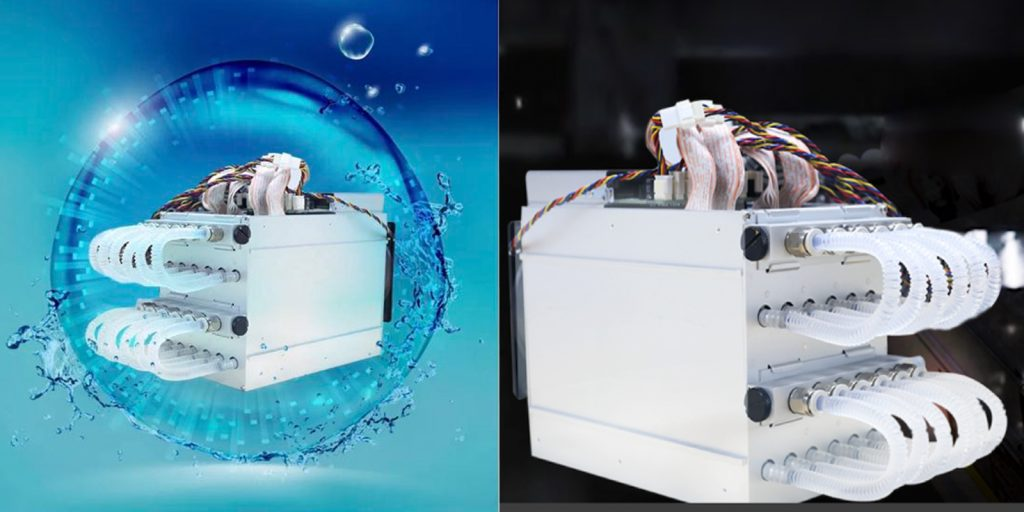 Bitmain Unveils 18 Terahash Water-Cooled Antminer
