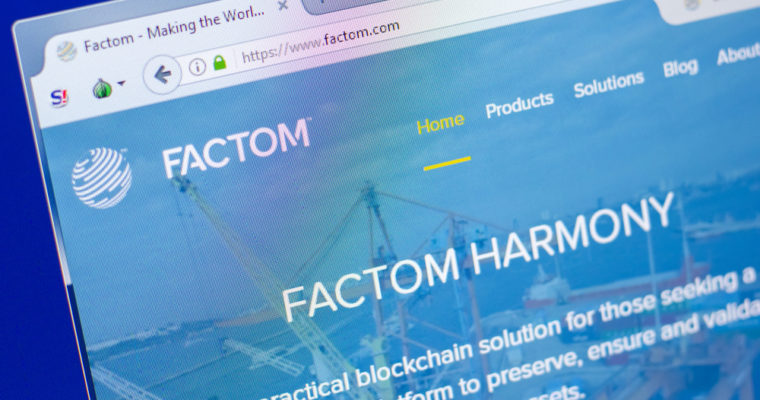 factom blockchain