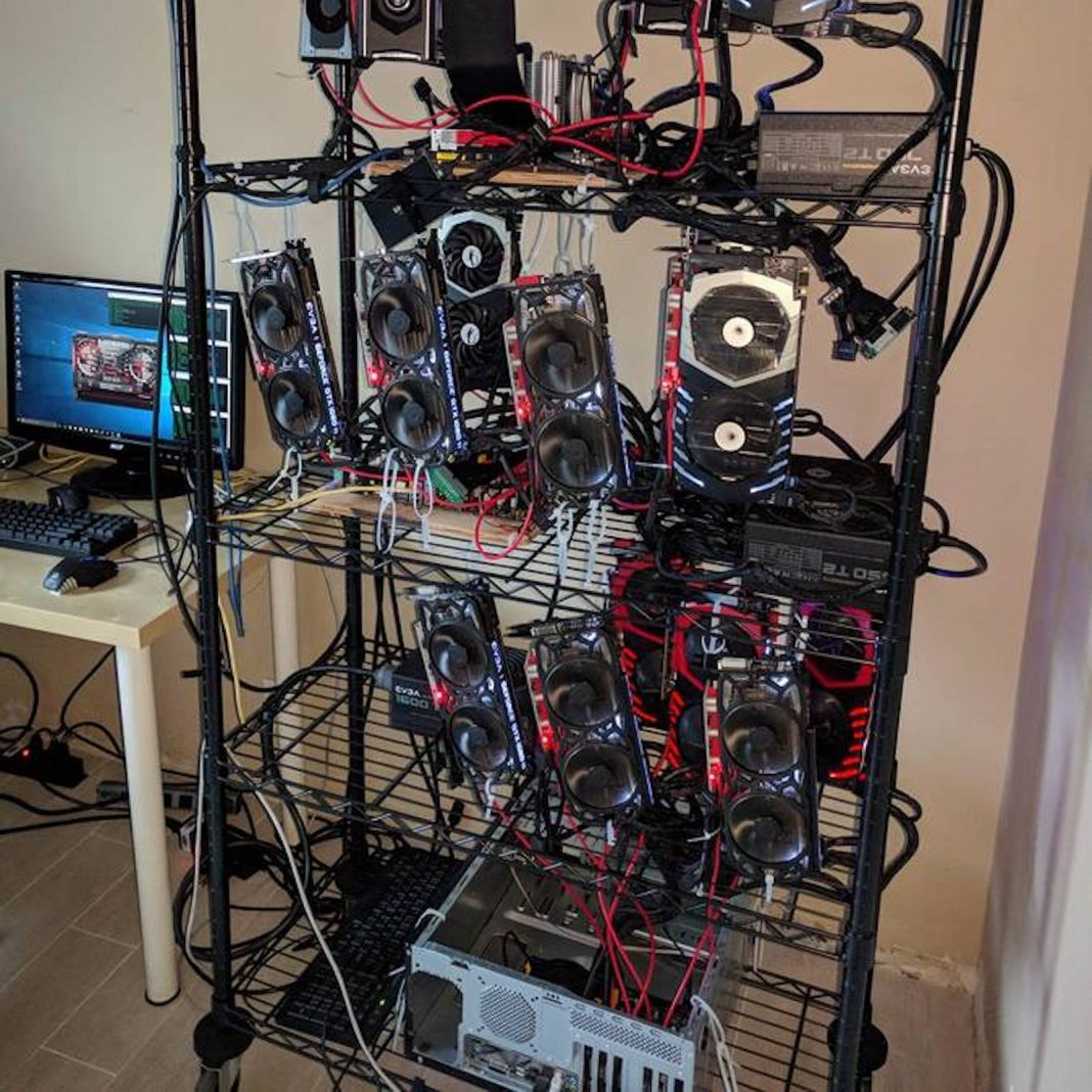 Second Hand Rigs Are Dumped as the Solo Mining Dream Dies