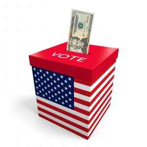 Survey: 60% of US Voters Want Cryptocurrency Political Donations to Be Legal