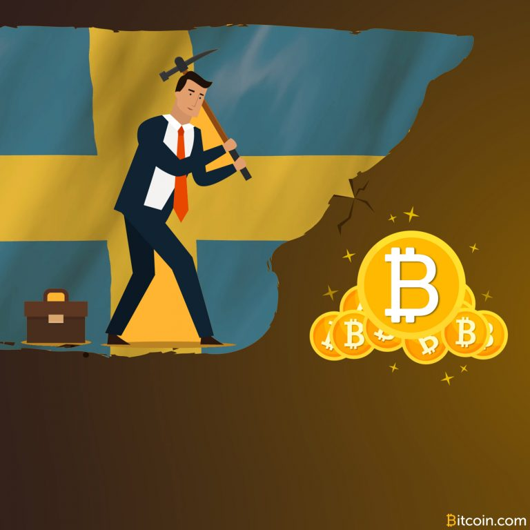 Sweden Expects to Attract Hoards of Norwegian Bitcoin Miners After Brutal Tax Hike