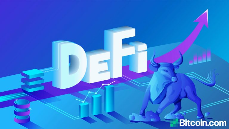 Defi Economy Is Recovering Faster Than Most Crypto Assets After Market Rout